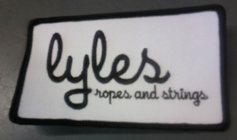 Lyles Shirt Patch